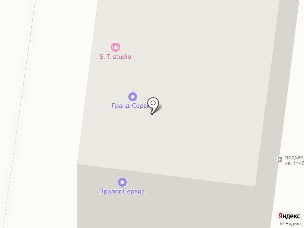 ST Studio на карте Тольятти
