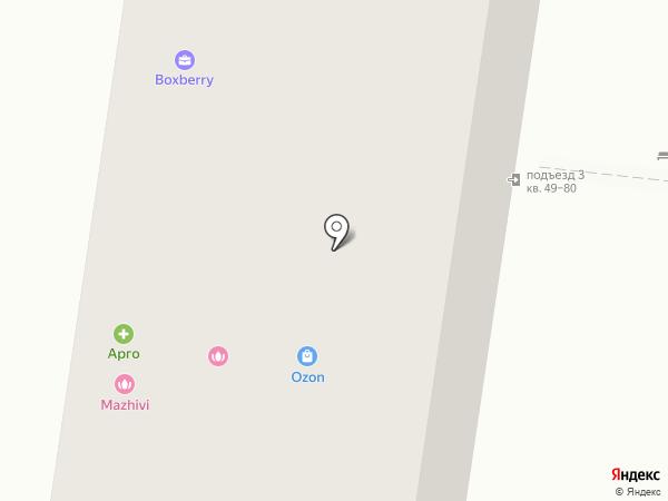 Era на карте Тольятти