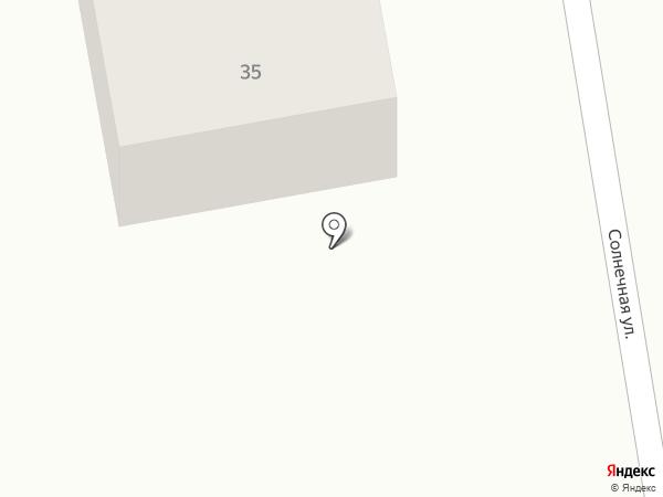 Удачный на карте Усадов