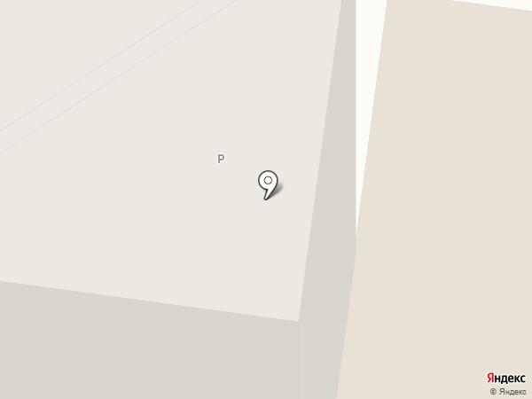 Созвездие на карте Тольятти