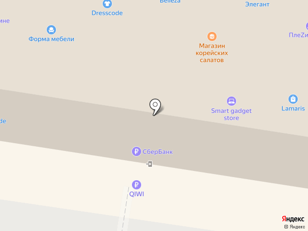 Nailtravel на карте Тольятти
