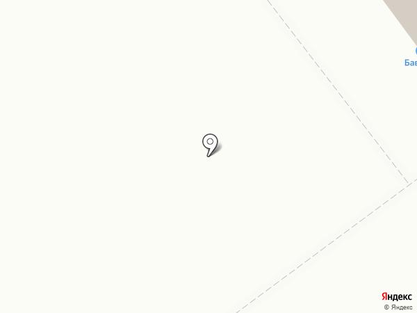 Кругаль на карте Тольятти