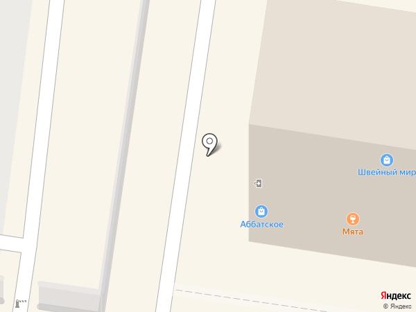 Мяtа на карте Тольятти