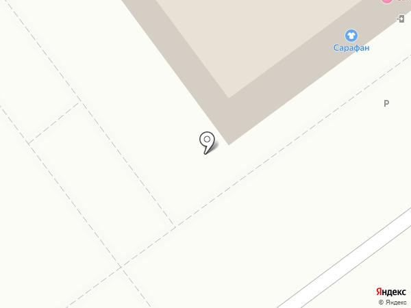 Варвара на карте Тольятти