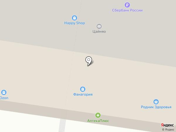 ПожТехМаркет на карте Тольятти