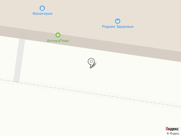 У Мясника на карте Тольятти
