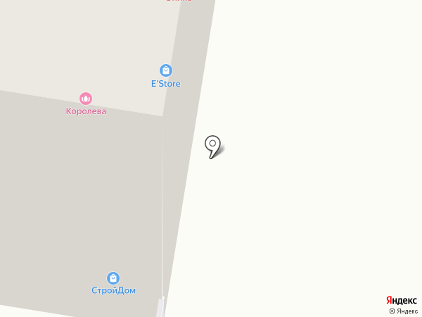 Королева на карте Тольятти