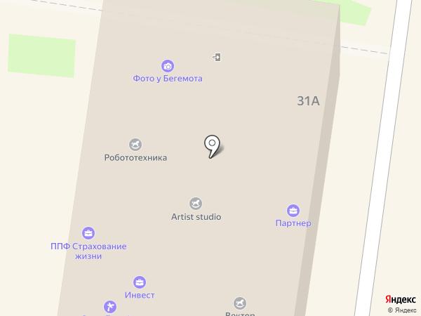 Экспертное решение на карте Тольятти