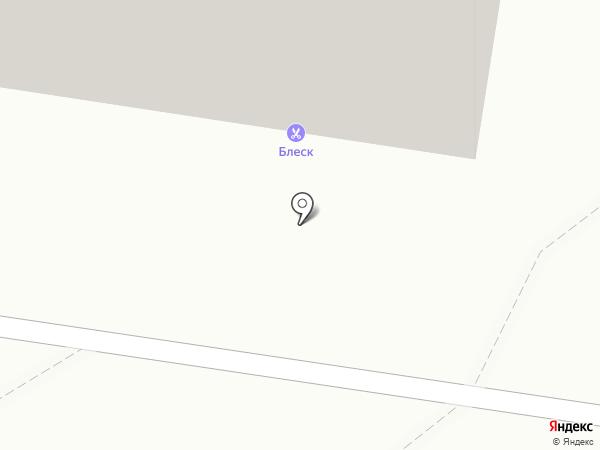 Блеск на карте Тольятти