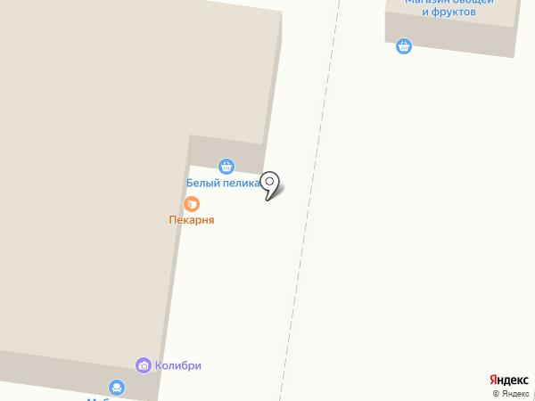 Ермак на карте Тольятти