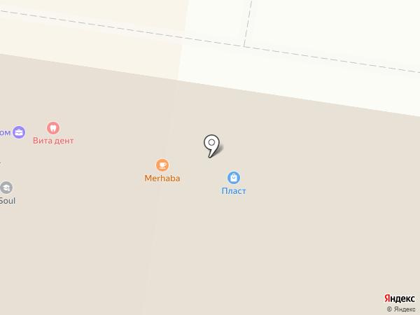 Средневолжская мебельная фабрика на карте Тольятти