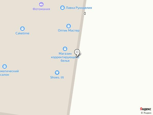Фото-Принт на карте Тольятти