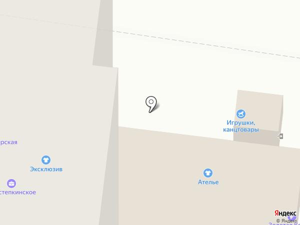 Кабинет депиляции на карте Тольятти