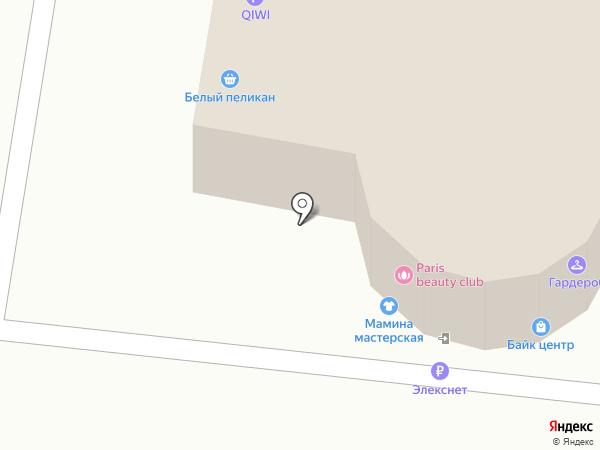 Фабрика сайтов на карте Тольятти