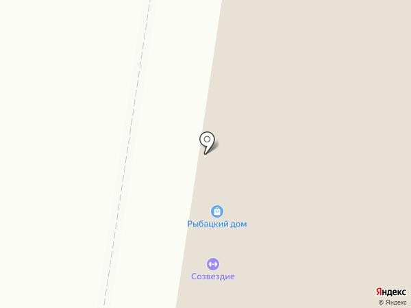 ЕНОТ на карте Тольятти