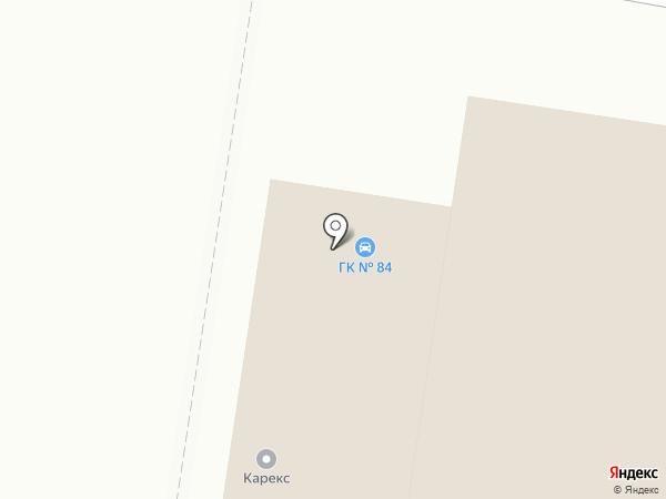 MotorRing на карте Тольятти