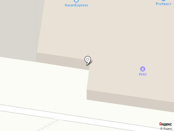 Вся Семья на карте Тольятти