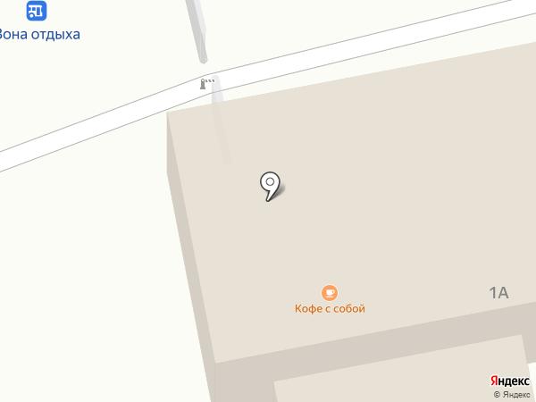 TOM SAWYER на карте Тольятти