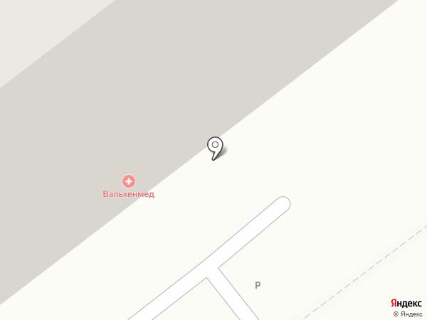 Электрозвон на карте Тольятти