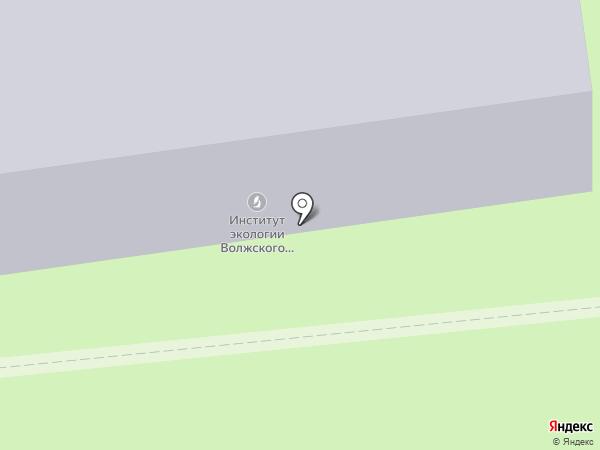 ТОМИ на карте Тольятти