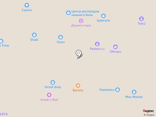 Tiko and man на карте Тольятти