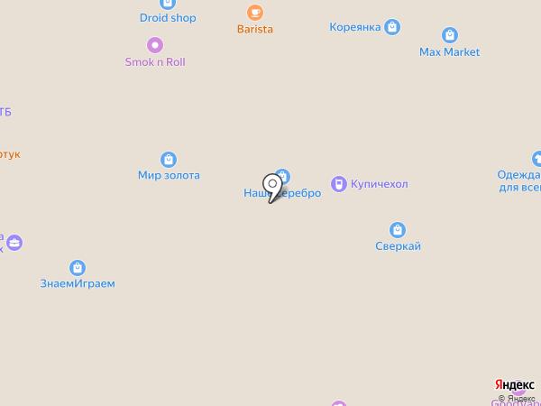 Соблазн на карте Тольятти
