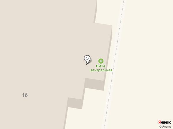 DNS на карте Тольятти
