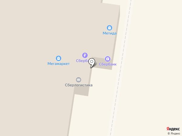Банкомат, Сбербанк, ПАО на карте Тольятти