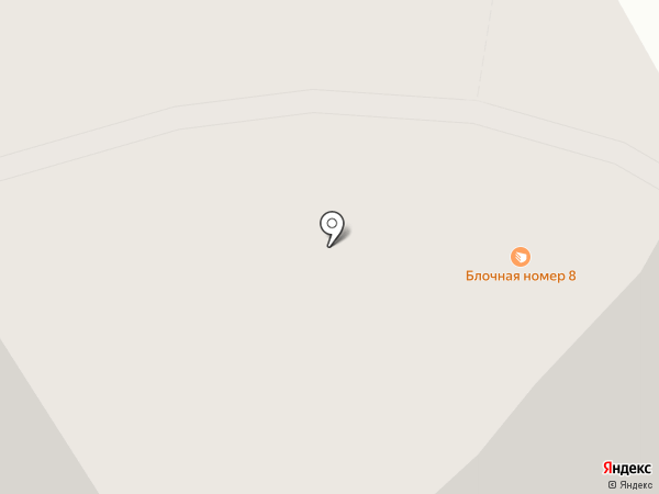 Хлебница на карте Тольятти