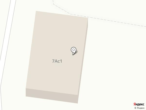 Мясная лавка на карте Тольятти