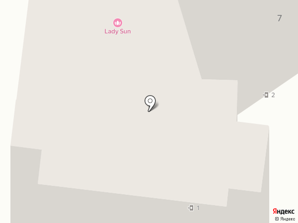 PointGSM на карте Тольятти
