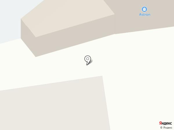 Incognita на карте Тольятти