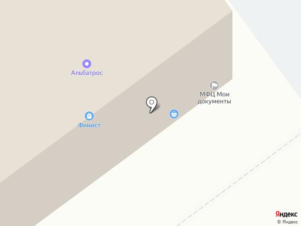 Mэrs на карте Тольятти