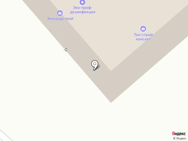 WoodStream на карте Тольятти
