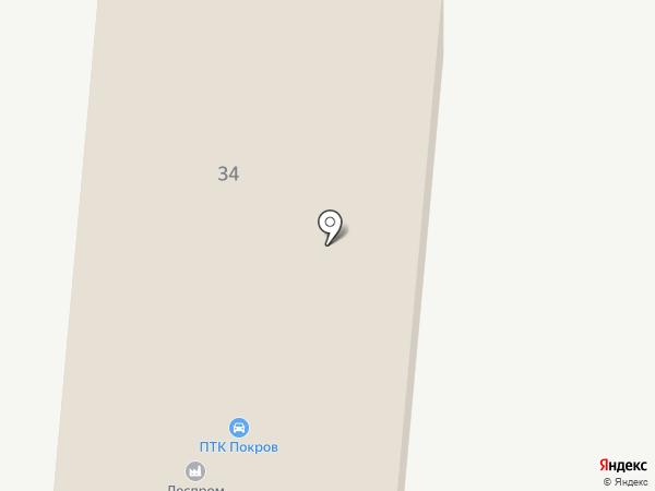 НПФК-Групп на карте Тольятти