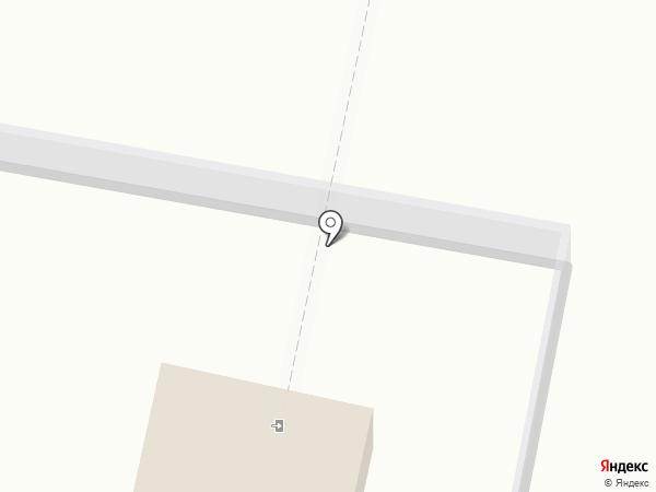 Мечеть на карте Бирюлинскога зверосовхоза