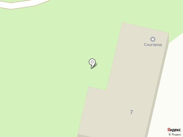 Компания по организации прогулок на квадроциклах на карте Тольятти