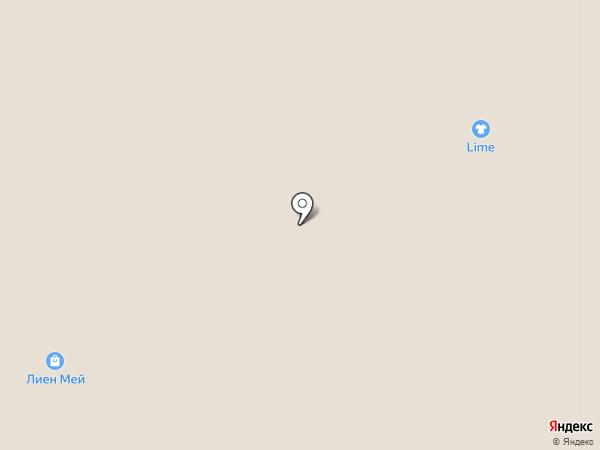 Магазин головных уборов и солнцезащитной оптики на карте Тольятти