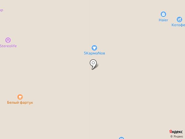 Wafbusters на карте Тольятти