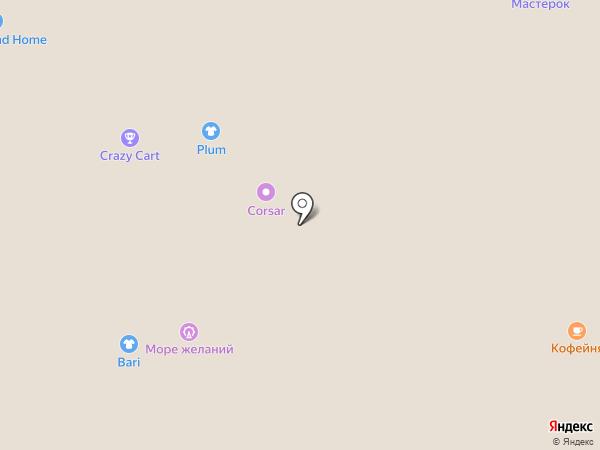 Ручной зоопарк на карте Тольятти