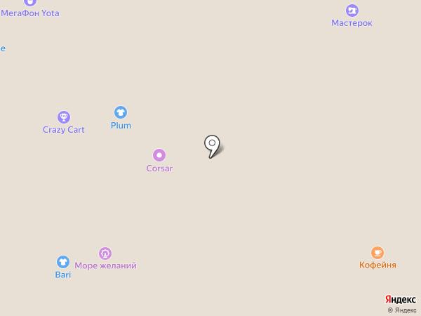Банкомат, АВТОВАЗБАНК, ОАО Банк АВБ на карте Тольятти