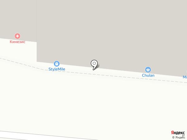 Nevesta на карте Тольятти