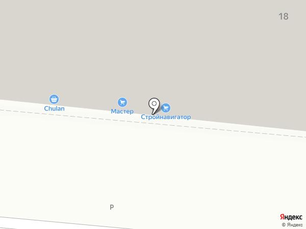 CHULAN на карте Тольятти