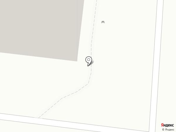 Джон Парсонс на карте Тольятти