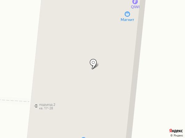 Амалия на карте Тольятти