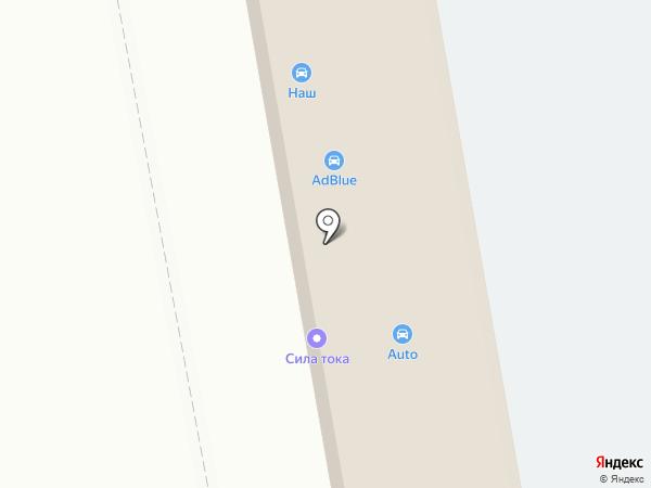 Auto на карте Тольятти