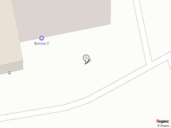 ВИТЯЗЬ-Тольятти на карте Тольятти