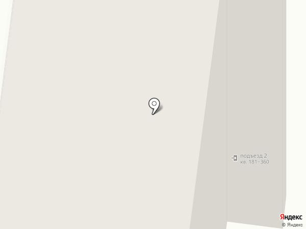 Нива на карте Тольятти