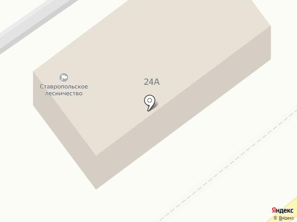 Искра на карте Тольятти