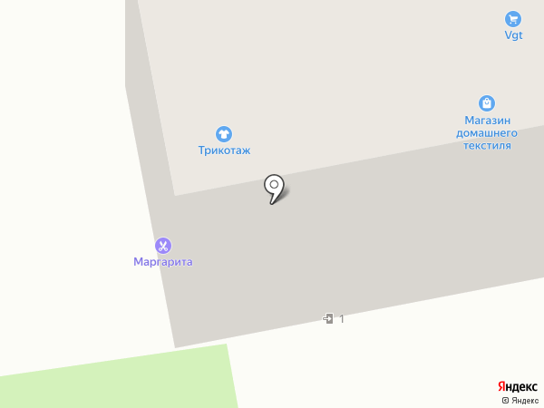 Колосок на карте Тольятти